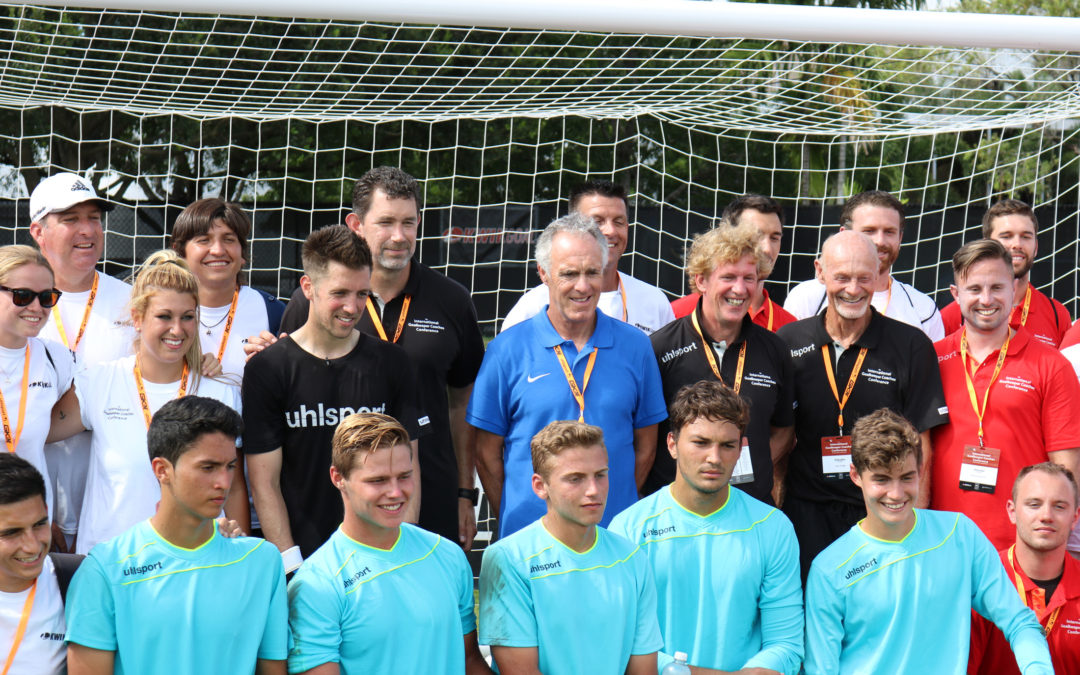 Recap of the 2016 International Goalkeeper Coaches Conference