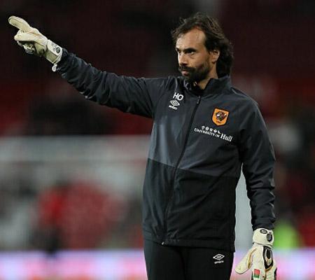 Hugo Oliveira - Hull City Goalkeeper Coach